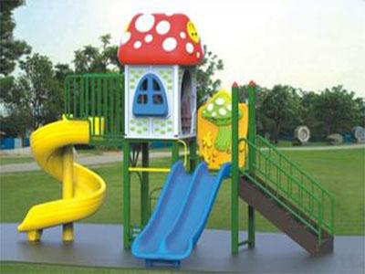 幼儿园大型滑梯如何进行保养维护